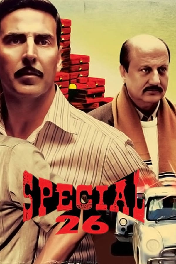Special 26 (2013) [Hindi DD5.1] | x264 10Bit BluRay | 1080p | 720p | Download | Watch Online | GDrive | Direct Links