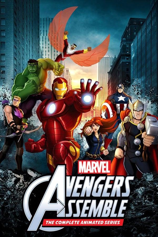 Image Marvel's Avengers Assemble