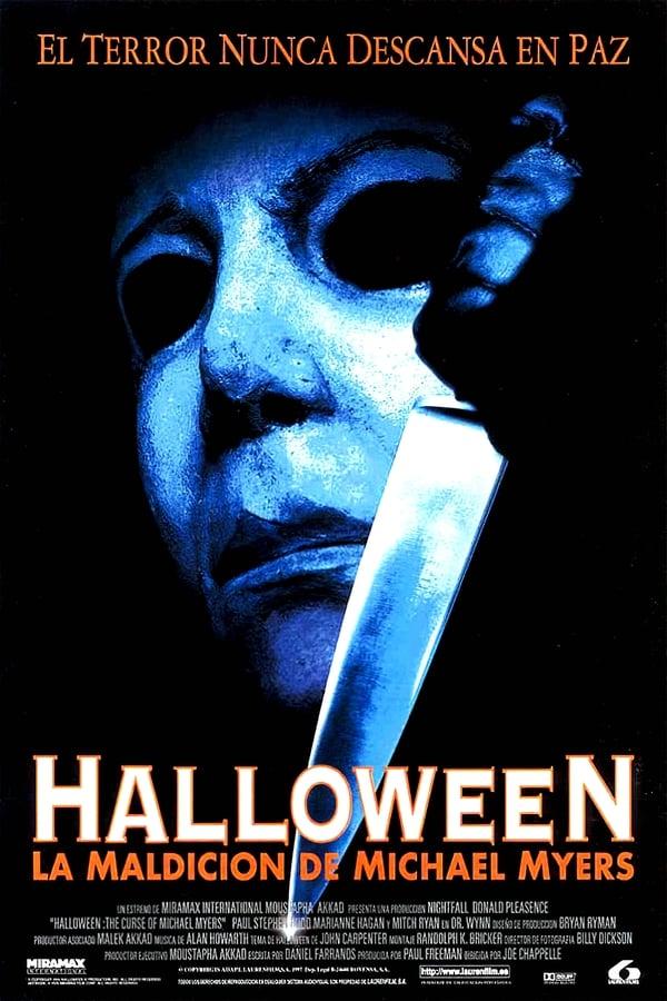 Halloween 6 (1995) 1080p Full 1080p Latino