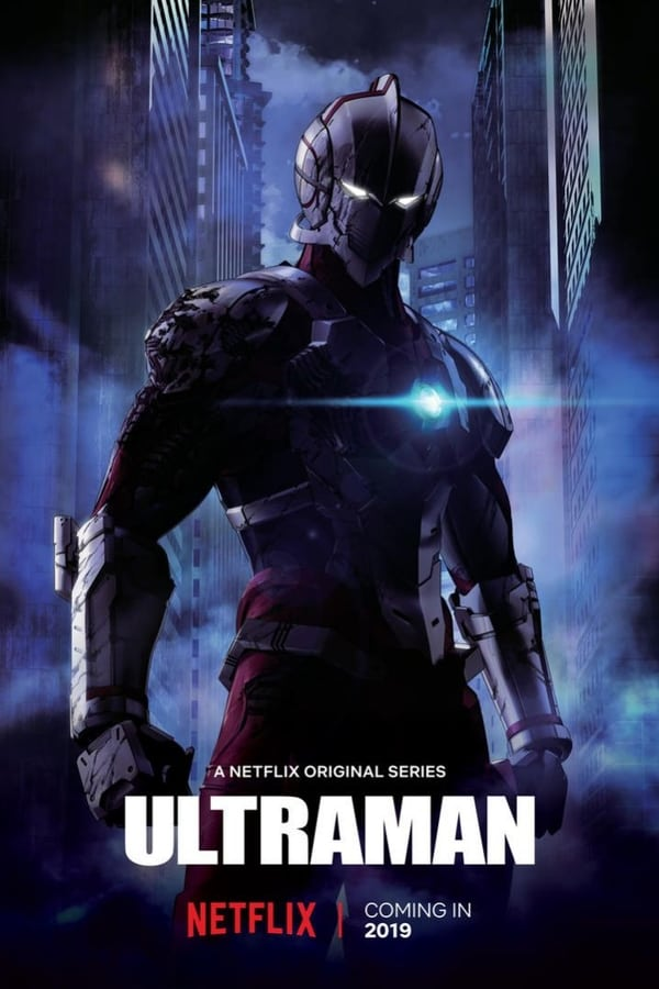 Ultraman (2019) Saison 1 Episode 1 Vostfr