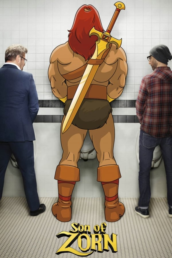 Son Of Zorn  Saison 1