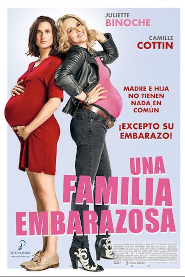 Una familia embarazosa