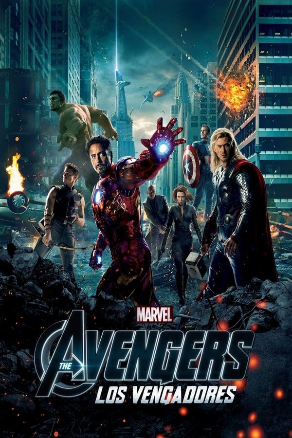 Imagen The Avengers: Los Vengadores