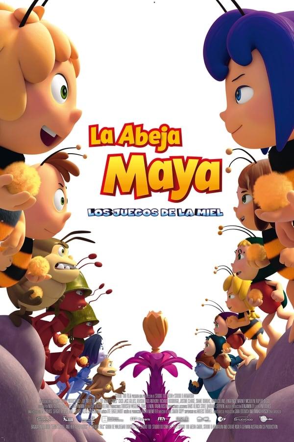 La abeja Maya: Los juegos de la miel ()