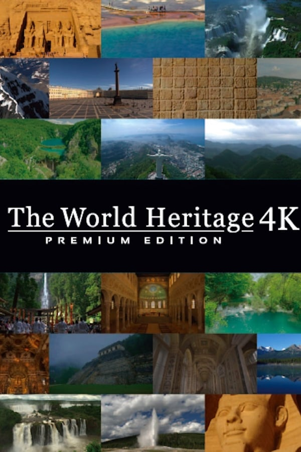 THE 世界遺産 4K PREMIUM EDITION