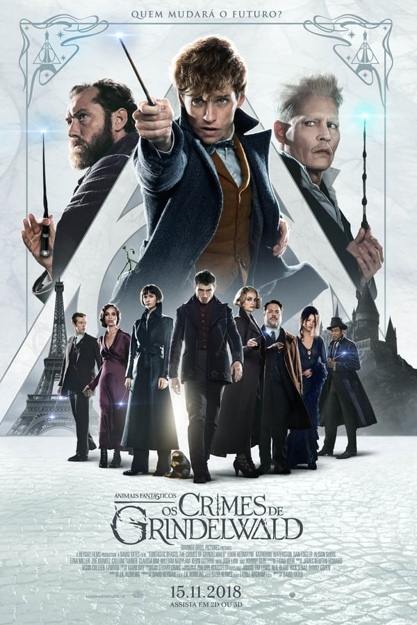 Animais Fantásticos: Os Crimes de Grindelwald (2018) – HD Online