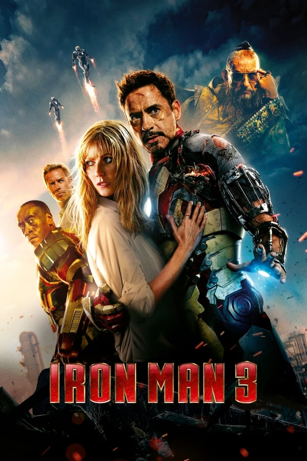 Iron Man 3 (2013) [Hindi 5.1+English 5.1] | x265 10Bit BluRay | 1080p | 720p | 480p | Download | Watch Online | GDrive | Direct Links