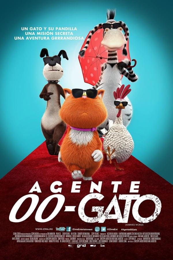 Imagen Agente 00-Gato