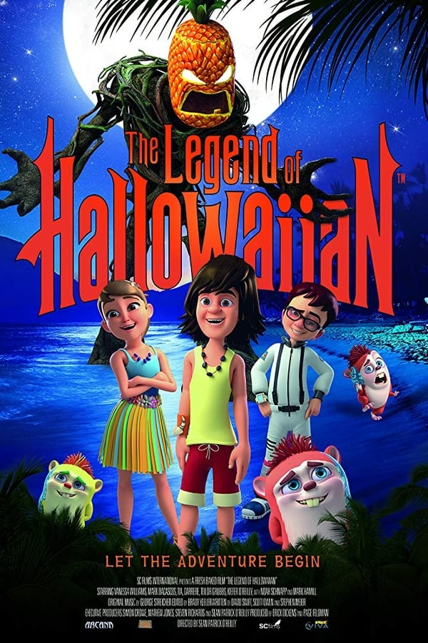 Assistir Legend of Hallowaiian Online