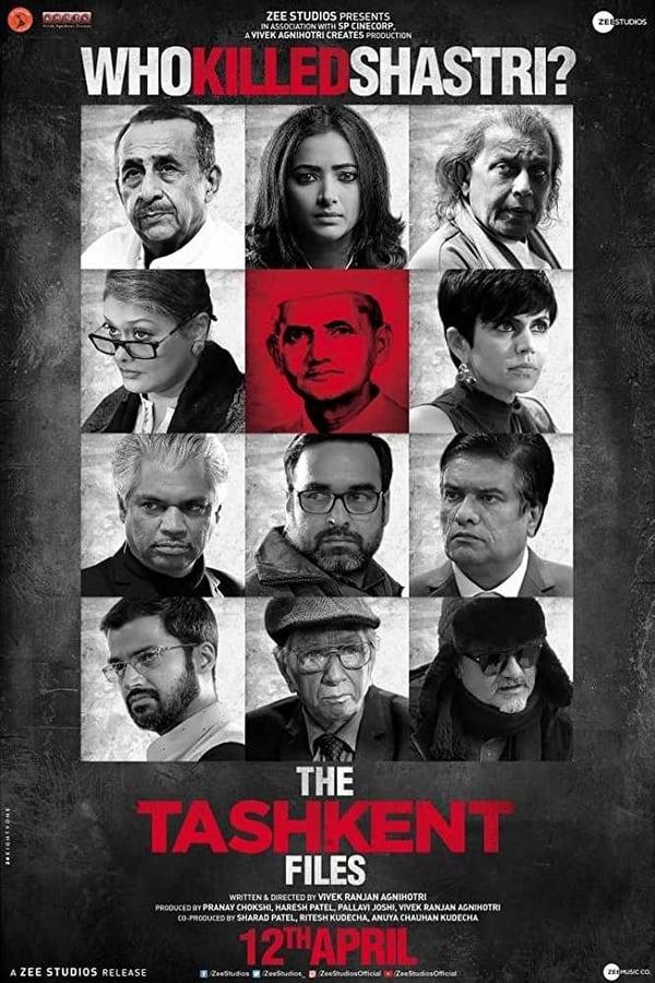 The Tashkent Files (Hindi)
