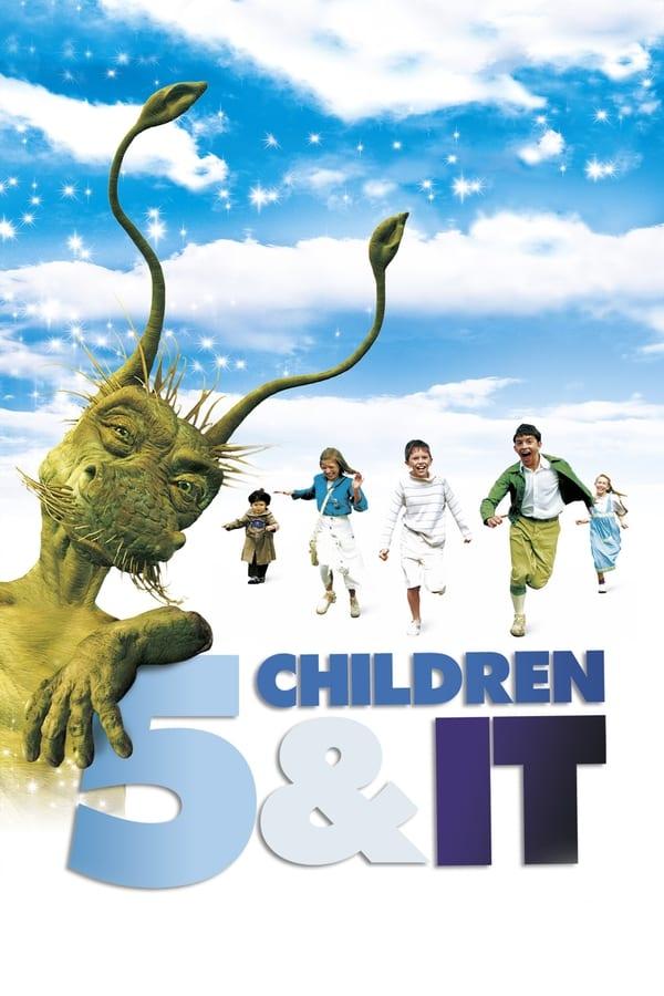 ხუთი ბავშვი და ის / Five Children and It