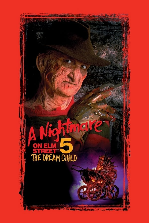 A Nightmare on Elm Street 5 The Dream Child (1989) REMUX 1080p Latino