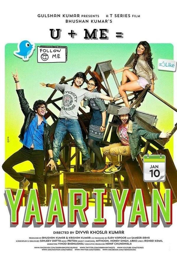 Yaariyan (2014) Hindi Full Movie 720p DVDRip | 950MB | Download | Watch Online | Direct Links | GDrive