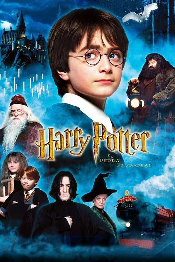 Assistir Harry Potter e a Pedra Filosofal Online