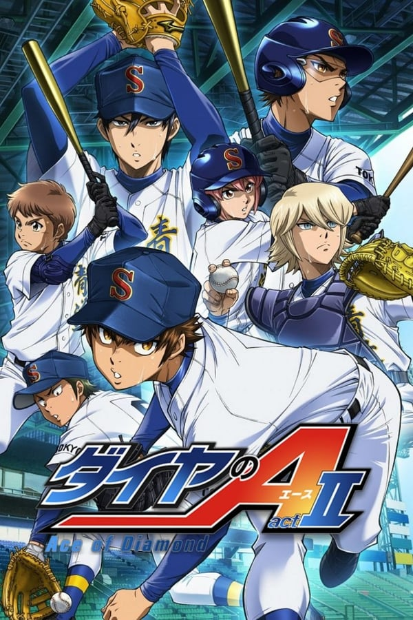 Assistir Ace of Diamond Online