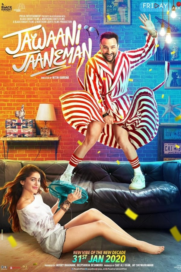 Jawaani Jaaneman (2020) Hindi | x264 HQ PRE-DVD | 720p | 480p | 1.2 GB, 400 MB |Download | Watch Online | Direct Links | GDrive