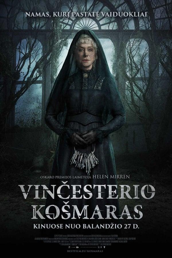 Vinčesterio košmaras / Winchester (2018) online
