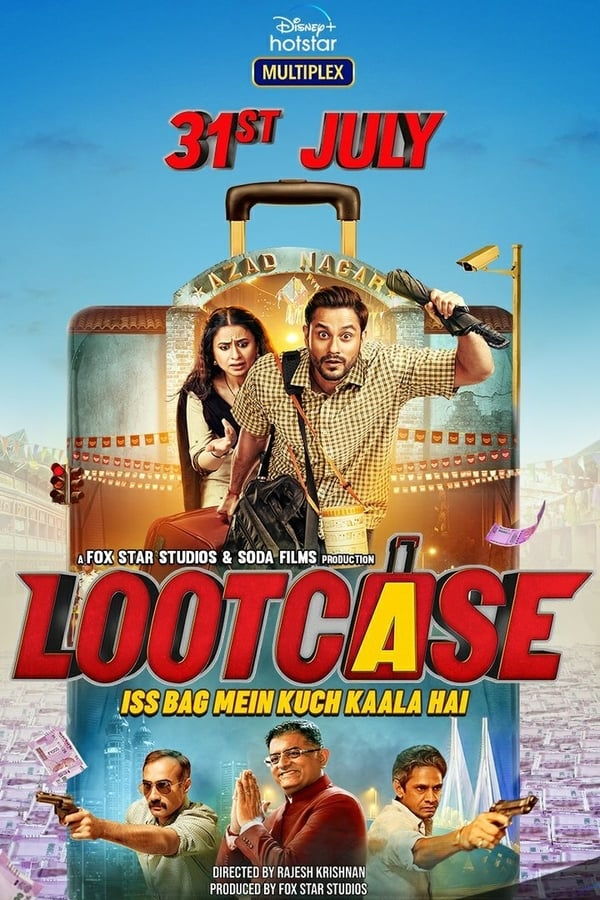 Lootcase (2020) Hindi | x264 HS WEB-DL | 1080p | 720p | 480p | Download | Watch Online | GDrive | Direct Links