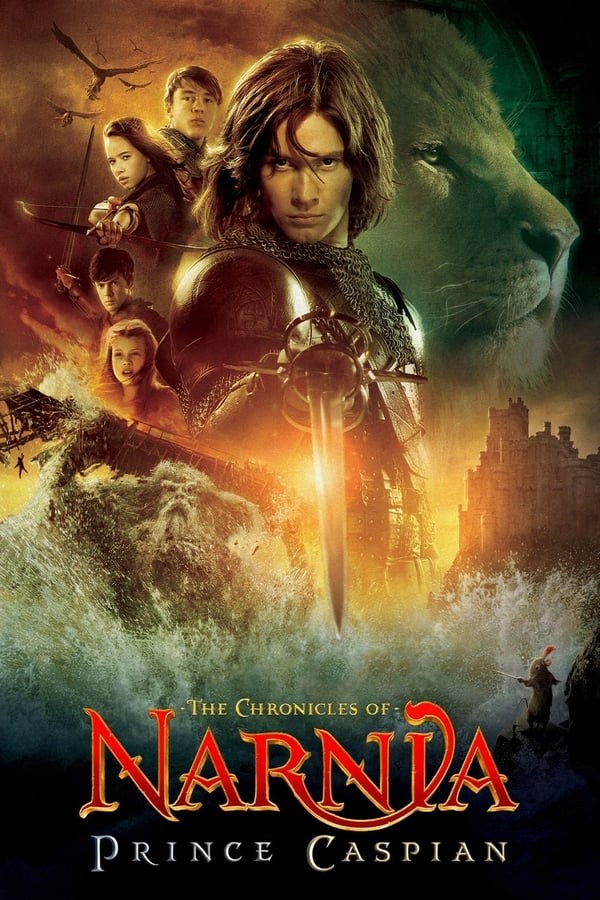 The Chronicles of Narnia: Prince Caspian  (2008) Dual Audio [Hindi + English] | x264 Bluray | 720p | 480p | Download | Watch Online | GDrive | Direct Links
