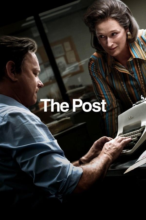 ვაშინგტონ პოსტი: საიდუმლო მასალები The Post
