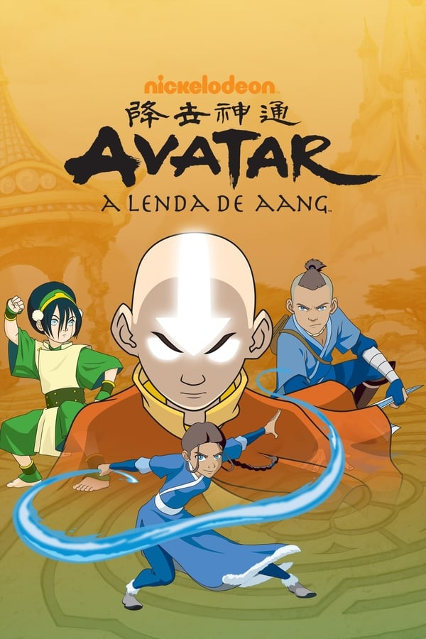 Assistir Avatar A Lenda de Aang Online