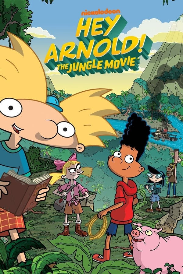 Hey Arnold! The Jungle Movie ()