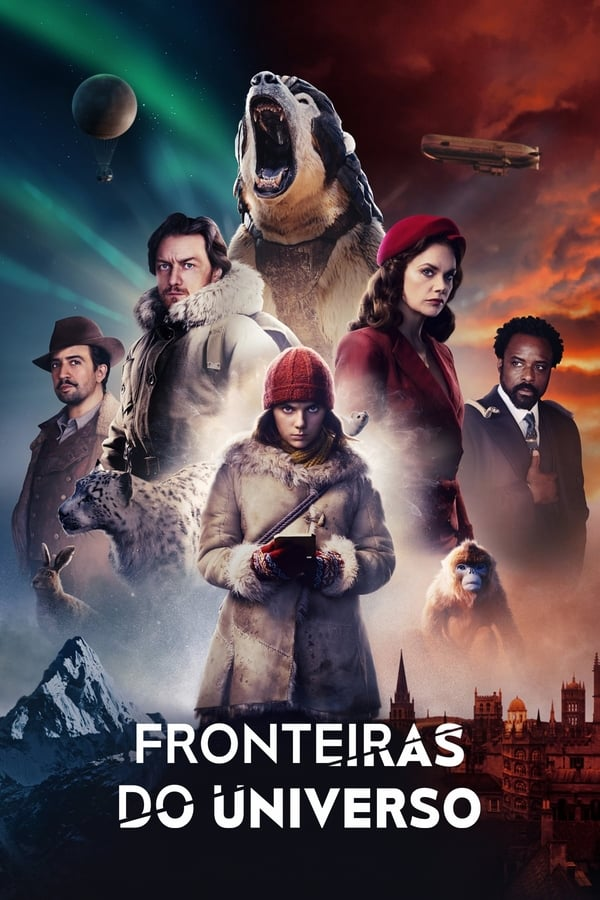 Assistir His Dark Materials