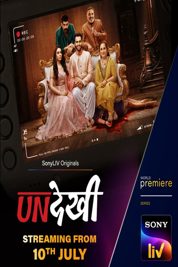 Undekhi (2020) Hindi Season 01 [Episodes 01-10 ] | x264  WEB-DL| 1080p | 720p | 480p | Download SonyLiv Exclusive Series | GDrive | Direct Links