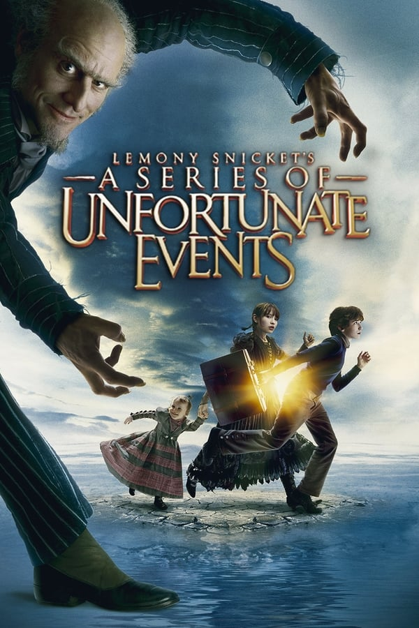 Lemony Snicket's A Series of Unfortunate Events on Netflix UK