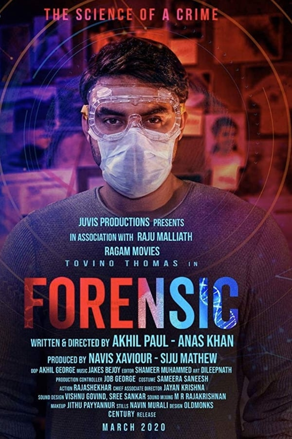 Forensic (2020) Malayalam | x264 HD-Rip | 720p | 480p | Download | Watch Online | GDrive | Direct Links