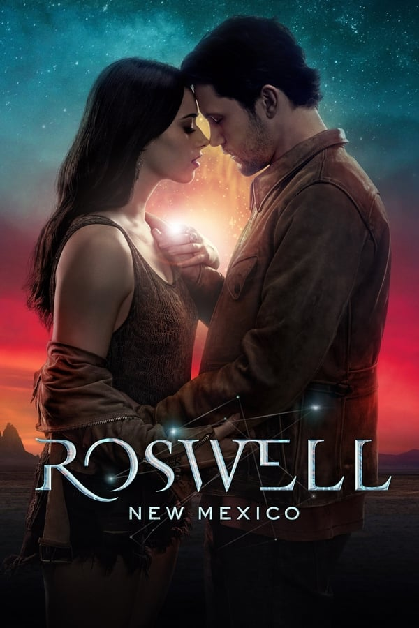 Roswell, New Mexico season 1 poster