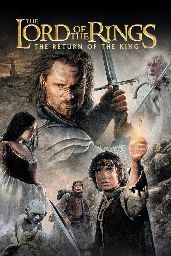 The Lord of the Rings: The Return of the King (2003) English 1080p | 720p | Blu-Ray |3.70 GB,1.70 GB | Download | Watch Online | Direct Links | GDrive