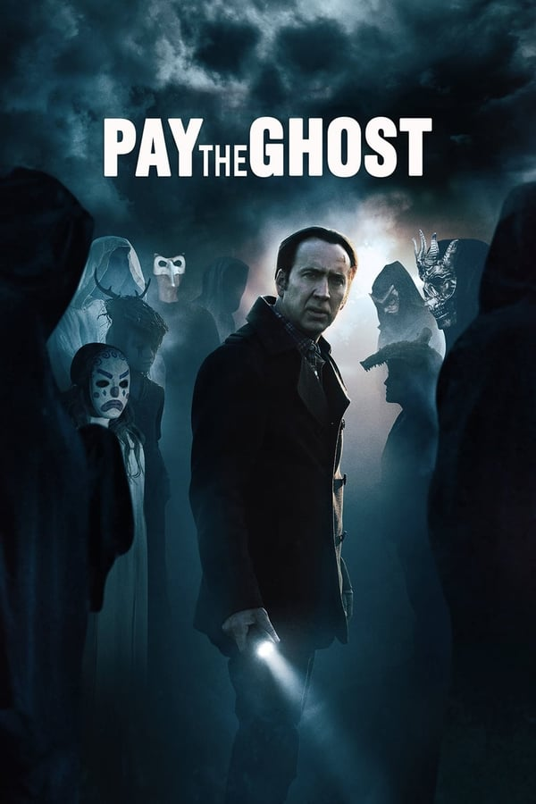 Pay the Ghost (2015) Poster