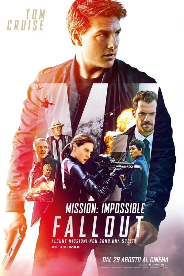 Guarda Mission Impossible  Fallout Streaming HD 2018 Gratis HD Streaming