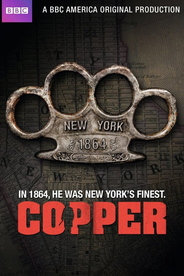 Assistir Copper Online