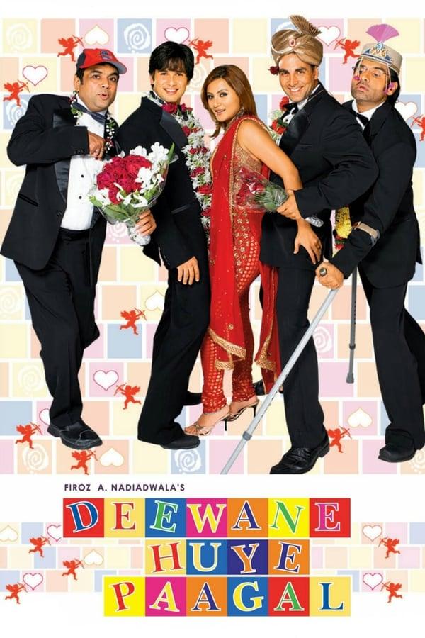 Deewane Huye Paagal  (2005) Hindi | x264 Bluray | 720p | 480p | Download | Watch Online | GDrive | Direct Links