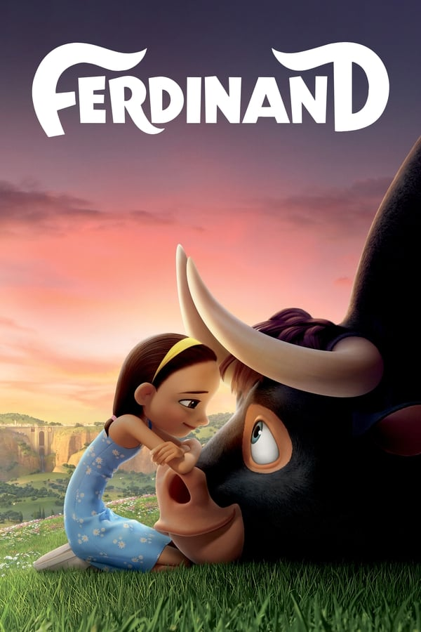 Ferdinand (2017) Animation | x264 Blu-Ray | 1080p | 720p | 480p | Download | Watch Online | GDrive | Direct Link