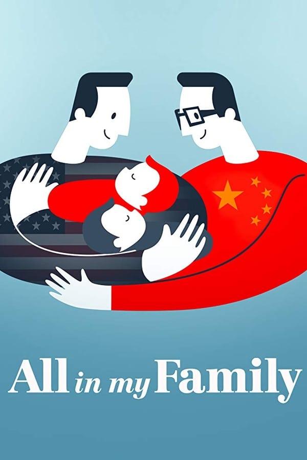Minhas Famílias poster, capa, cartaz