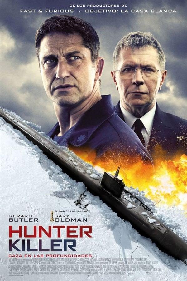 Hunter Killer: Caza en las profundidades