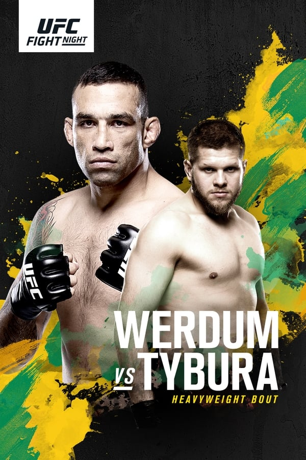 UFC Fight Night 121: Werdum vs. Tybura
