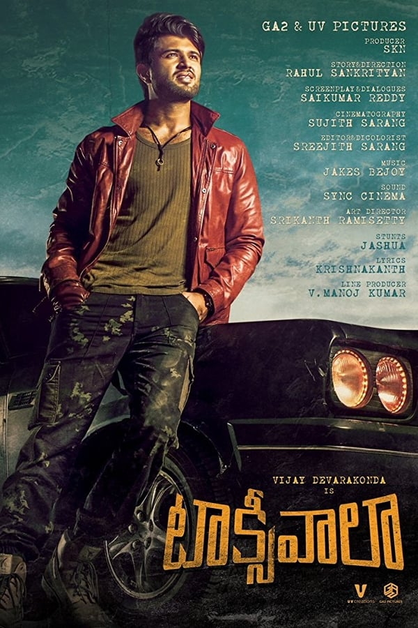 Taxiwala AKA Super Taxi (2020) Hindi 720p WEB-DL x265 AAC 850MB
