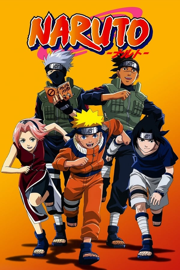 Assistir Naruto Online