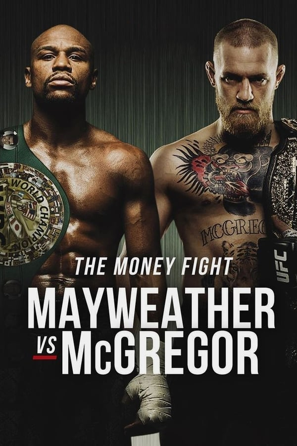 Mayweather vs McGrego