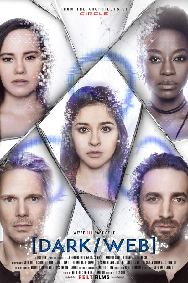 Baixar Dark/Web 1ª Temporada Completa (2019) Dublado via Torrent