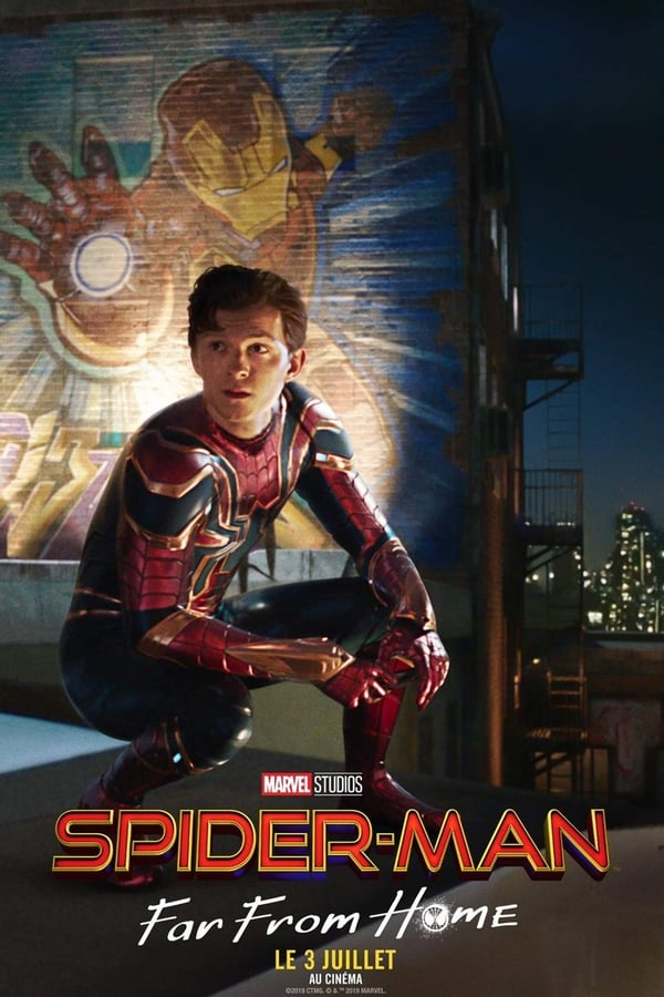 Spider-Man : Far from Home Streaming vf Complet Streamvf