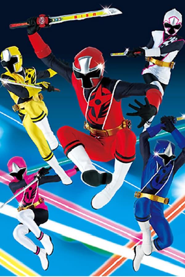 Assistir Shuriken Sentai Ninninger Online