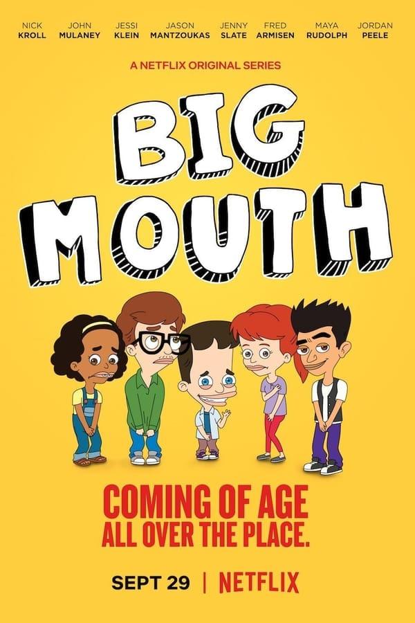 Assistir Big Mouth Online