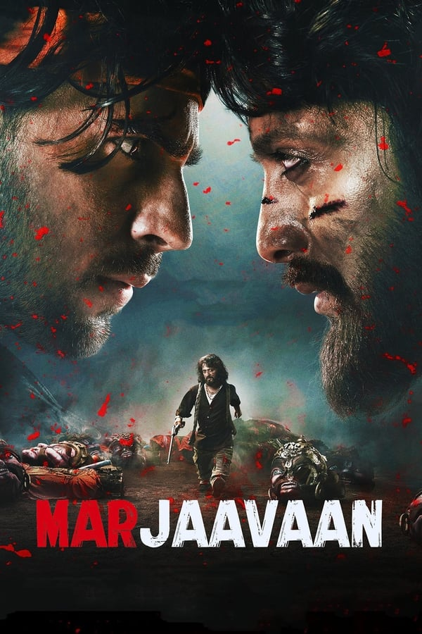 Marjaavaan (2019) Hindi Amazon HD-Rip – 480P | 720P  – x264 – 400MB | 1.1GB  – Download