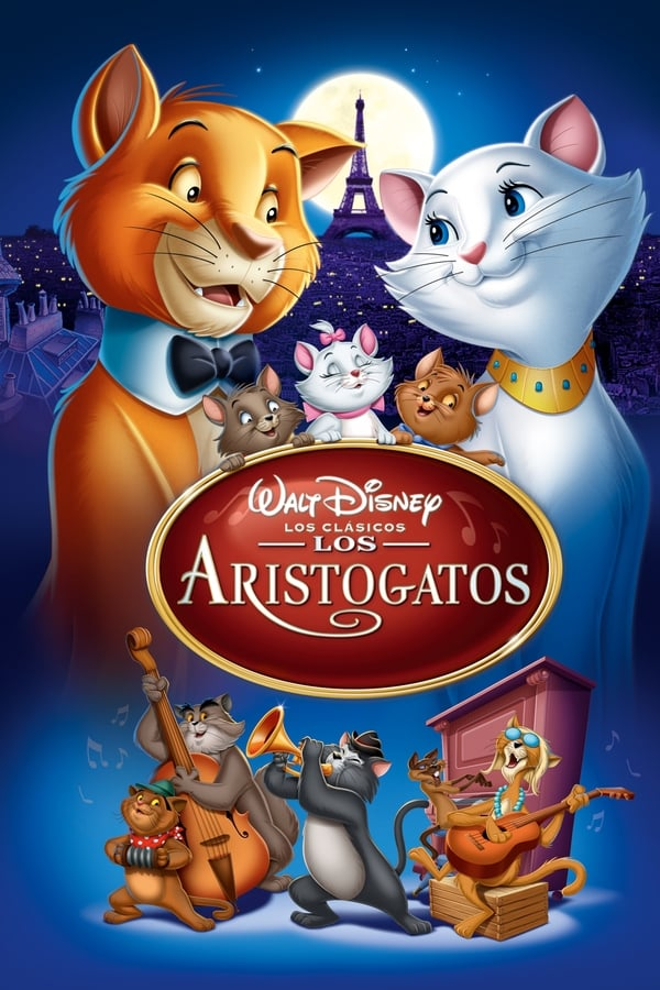 Los aristogatos (The Aristocats)