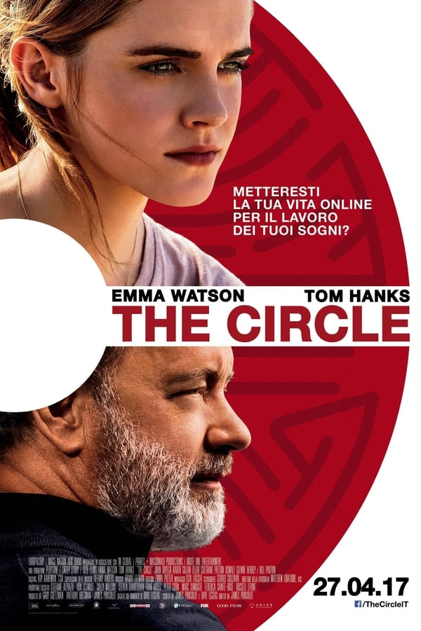 Guarda The Circle streaming HD 2017 HD Streaming